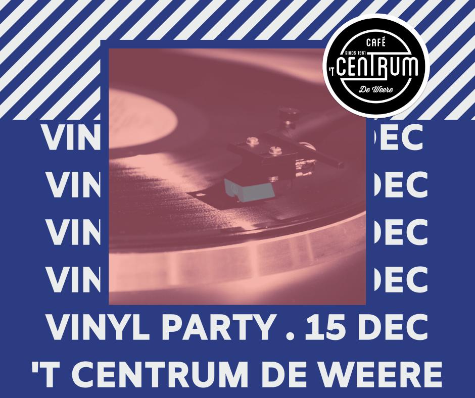 vinyl party 2019